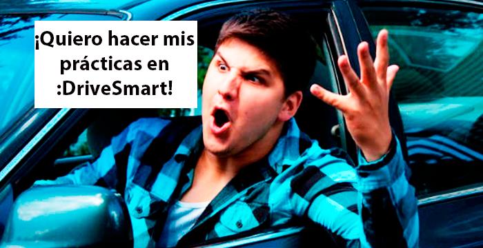 ¿Quieres hacer tus prácticas en :DriveSmart?