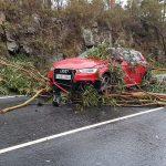 Accidente por malas condiciones de la vía, ¿la culpa es mía?