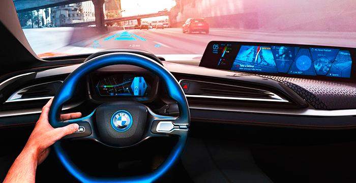 Tecnologías de conducción que ayudan al conductor
