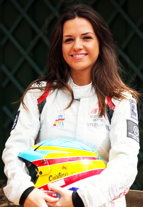 Cristina Gutiérrez, embajadora de :DriveSmart