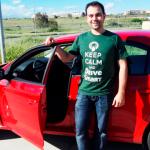 Entrevistamos al conductor ganador del Reto :DriveSmart de marzo