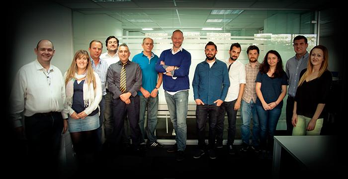 El equipo :DriveSmart, Premio Emprendedores y Seguridad Vial 2016 de Fundación Línea Directa