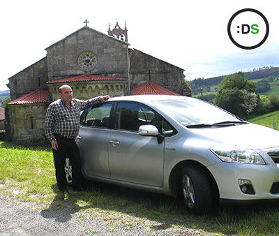 Juan José Seoane Tojo - Ganador del Reto :DriveSmart