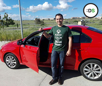 Jaime Salomón Alviz - Ganador del Reto :DriveSmart