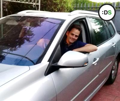 Sergio González Ortega - Ganador del Reto :DriveSmart