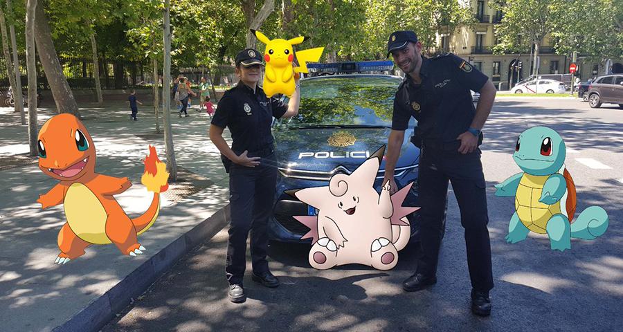 Accidente de tráfico por cazar Pokémons, ¿de quién es la responsabilidad?