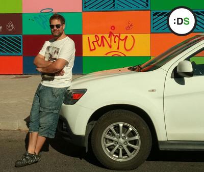 Ángel Manuel Muñoz Martín - Ganador del Reto :DriveSmart