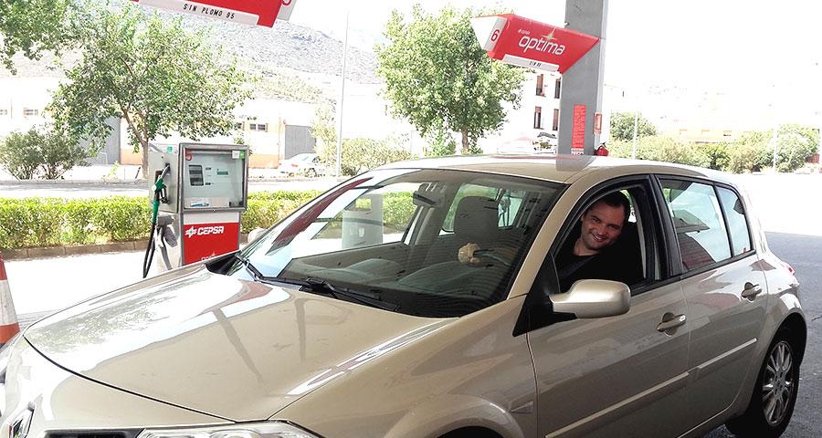 Matías Pascual, ganador del Reto :DriveSmart de junio, desvela sus trucos al volante en esta entrevista