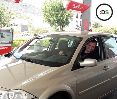 Matías Pascual Vargas - Ganador del Reto :DriveSmart