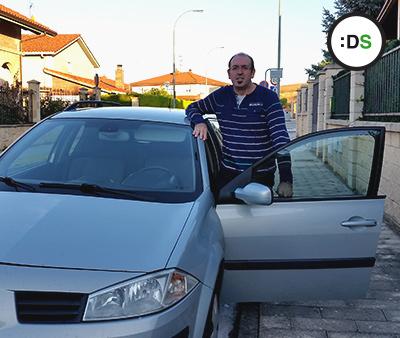 Ángel Sáenz de Cámara - Ganador del Reto :DriveSmart
