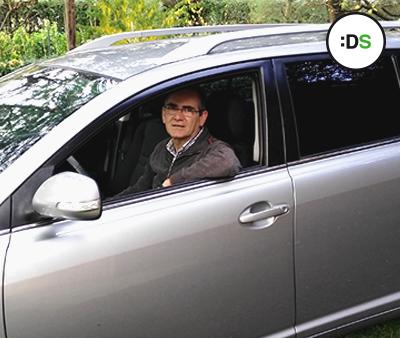Fernando Conde Reyero - Ganador del Reto :DriveSmart