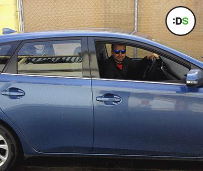 Jesús Prieto López - Ganador del Reto :DriveSmart