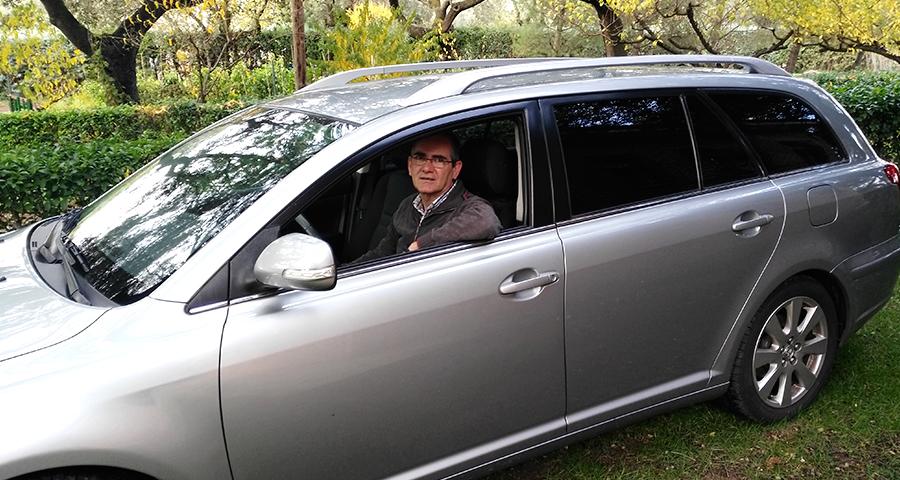 Fernando Conde Reyero, ganador del Reto DriveSmart de septiembre de 2016