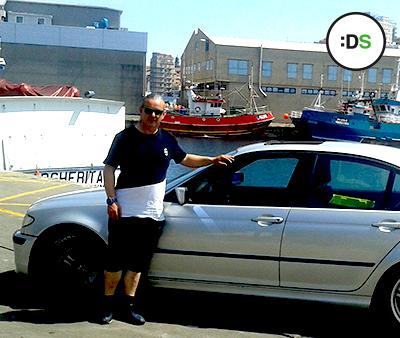 Francisco Javier Castro González - Ganador del Reto :DriveSmart