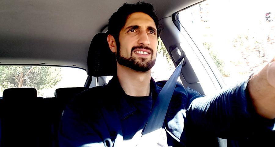 Manuel Octavio Silva Aller, ganador del reto :DriveSmart de diciembre