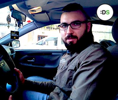 Emilian Antonescu - Ganador del Reto :DriveSmart