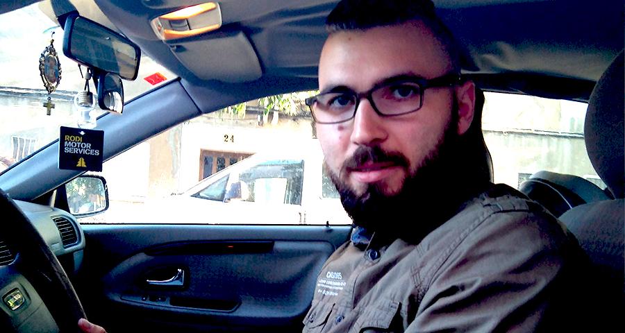 Emilian Antonescu, ganador del Reto DriveSmart de marzo