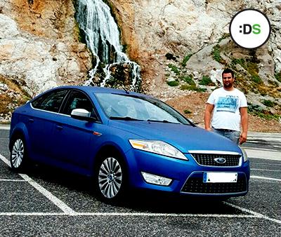 Alberto Alonso - Ganador del Reto :DriveSmart