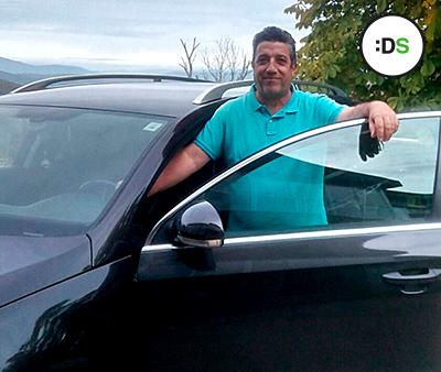 Antonio López Sánchez - Ganador del Reto :DriveSmart