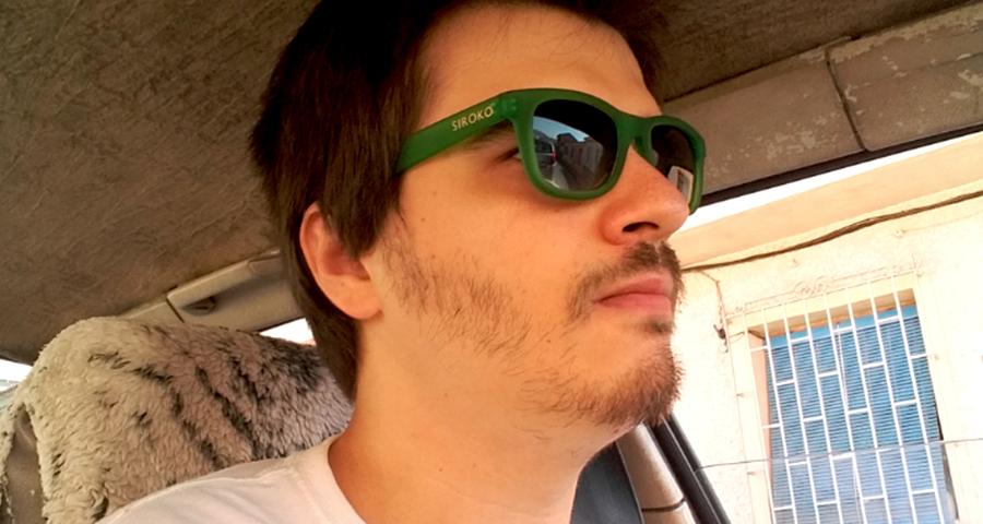Daniel Prieto Juan es el mejor conductor de julio de 2017
