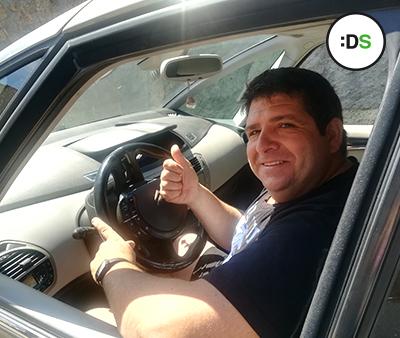 Fredy Bustamante Fernández - Ganador del Reto :DriveSmart