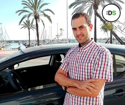 José María Pareja Jiménez - Ganador del Reto :DriveSmart