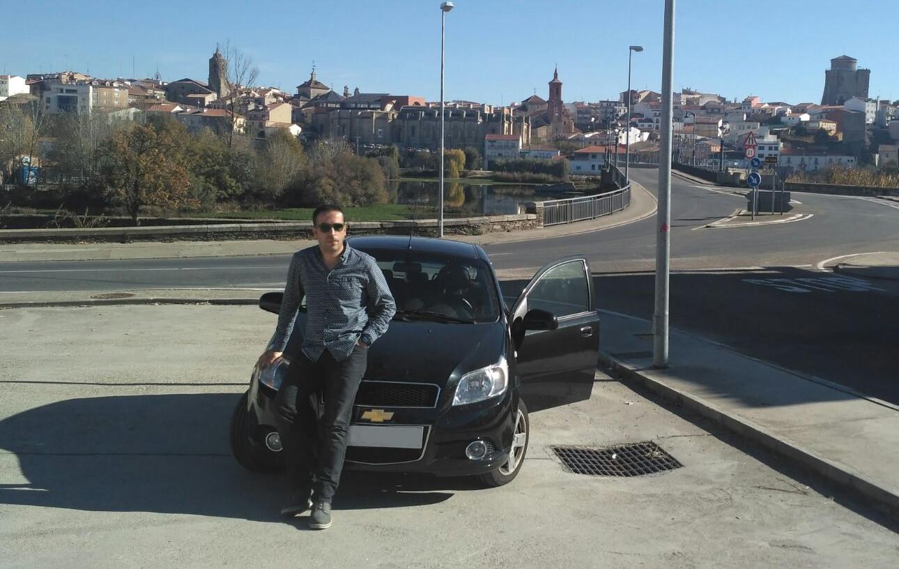 Joan Sánchez, ganador del reto :DriveSmart