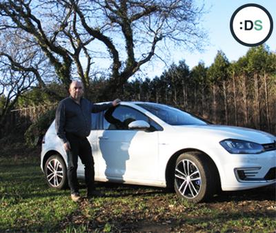 Juan José Seoane - Ganador del Reto :DriveSmart
