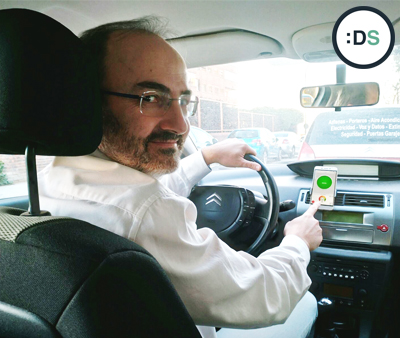 Jesús Reviejo - Ganador del Reto :DriveSmart