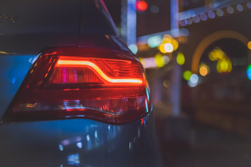 Luces del coche