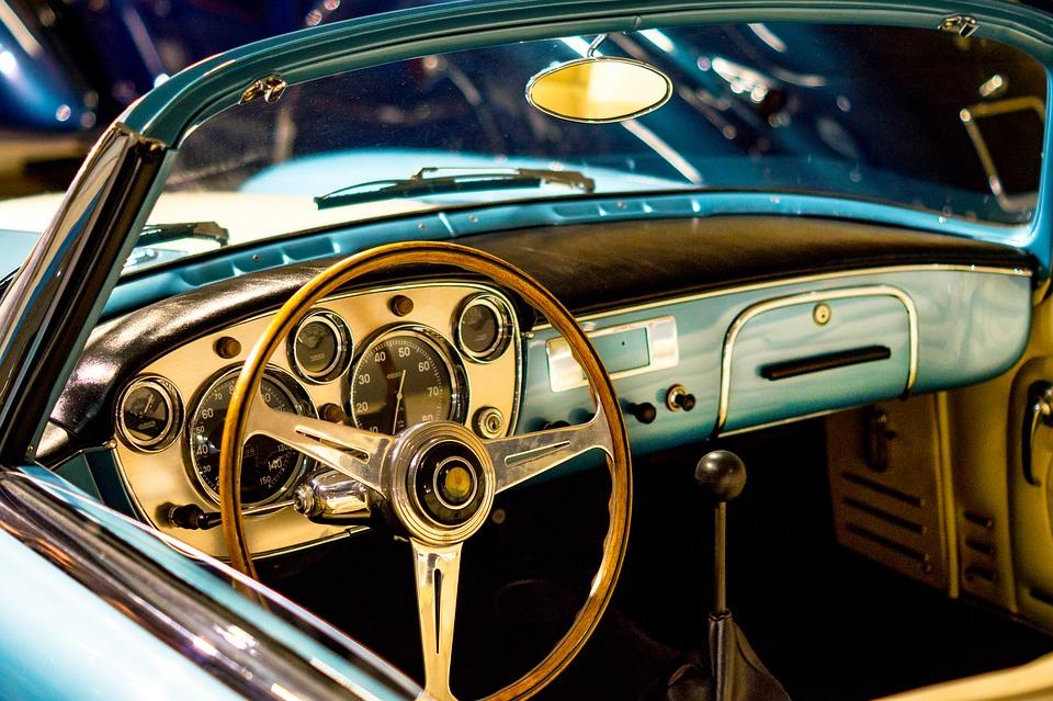 Coches históricos :DriveSmart