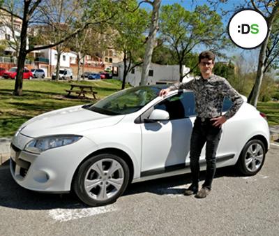 Andrés Martínez - Ganador del Reto :DriveSmart