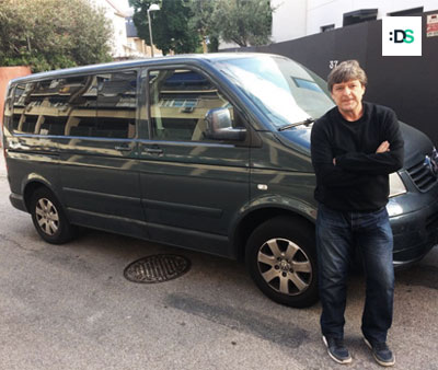 David Pérez - Ganador del Reto :DriveSmart