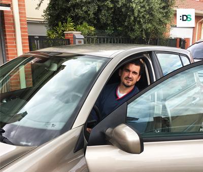Roberto Bascones - Ganador del Reto :DriveSmart
