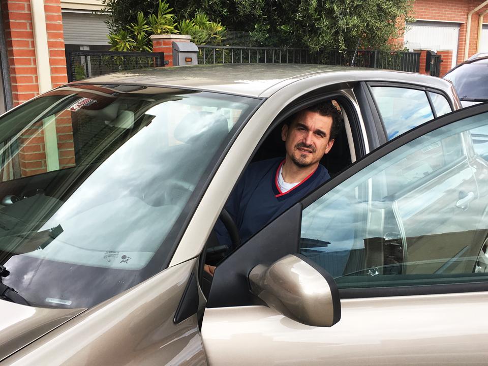 Roberto Bascones, ganador reto :DriveSmart