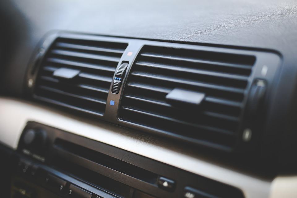 Aire acondicionado de los coches