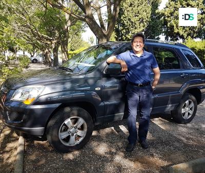Héctor Montes - Ganador del Reto :DriveSmart