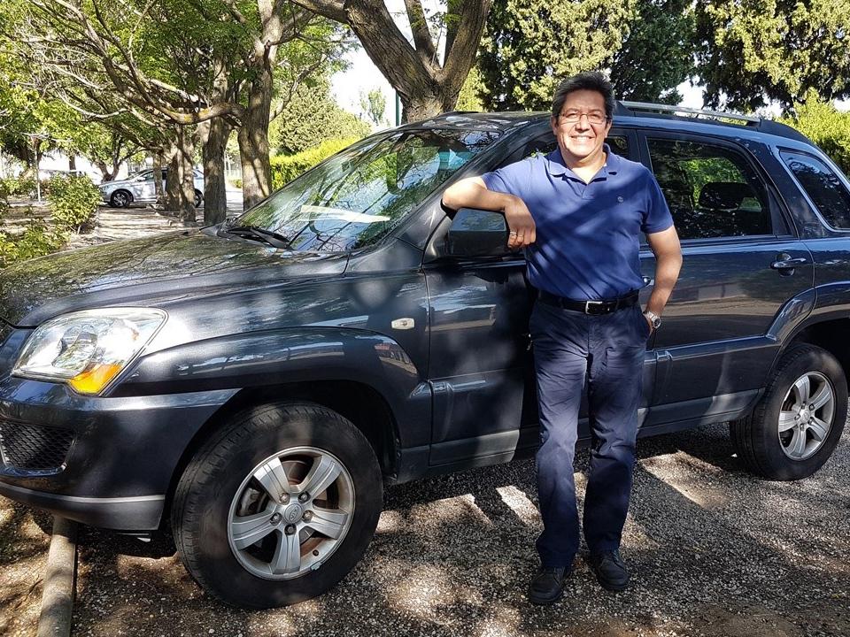 Héctor Montes ganador Reto :DriveSmart