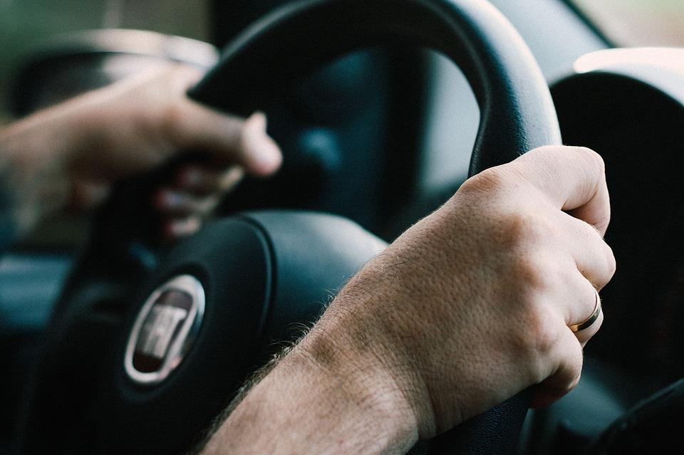 La postura correcta al volante