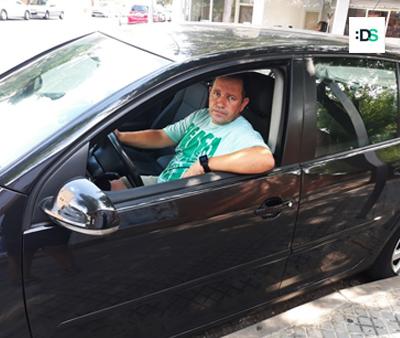Pedro Higueras - Ganador del Reto :DriveSmart