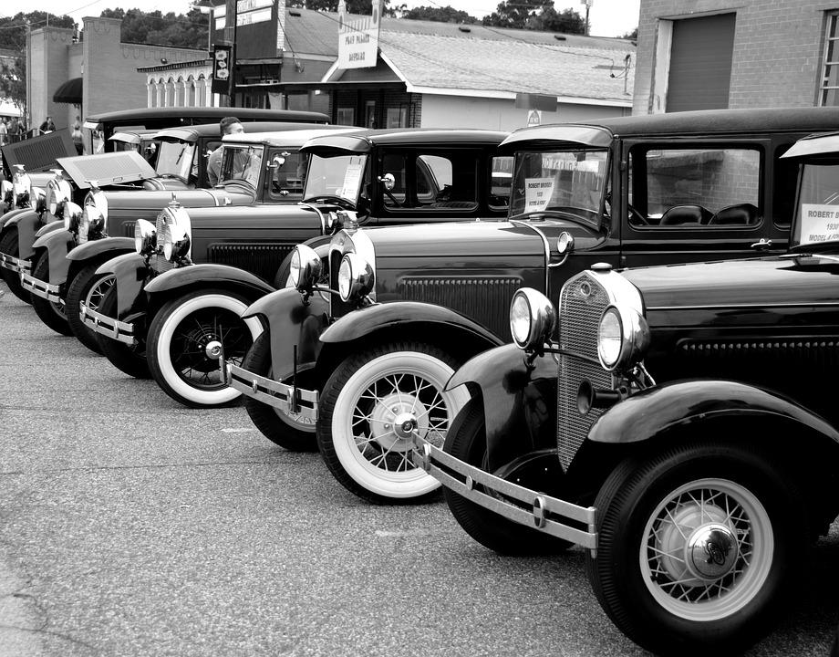 Curiosidades de la historia del motor