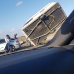 Si conduces con viento… ¡Apunta!