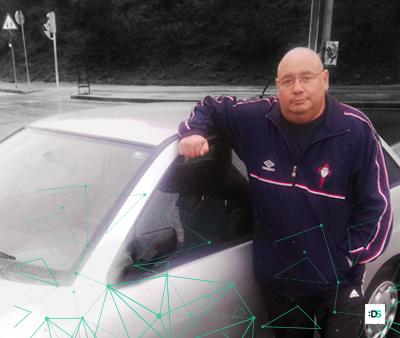 Carlos Martínez Carballo - Ganador del Reto :DriveSmart