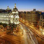 Conductores de Madrid, prohibido el paso