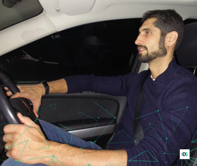 Octavio Manuel Silva Aller - Ganador del Reto :DriveSmart