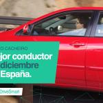 Emilio Cacheiro, ganador del Reto :DriveSmart de diciembre de 2018