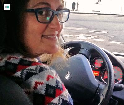 Ana Lourido Nóvoa - Ganador del Reto :DriveSmart