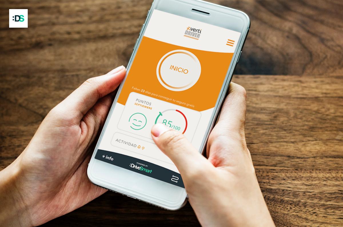 Verti Driver, la app que premiaba a los buenos conductores