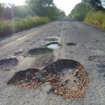 ¿Y si sufro un accidente por el mal estado de la carretera?