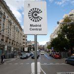 Madrid Central comienza a multar el 15 de marzo
